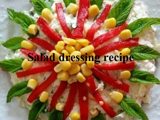 The salads in this salad recipe site cover the whole range as well as a selection of hot and cold fruit salads. in the pages salad dressing recipes.