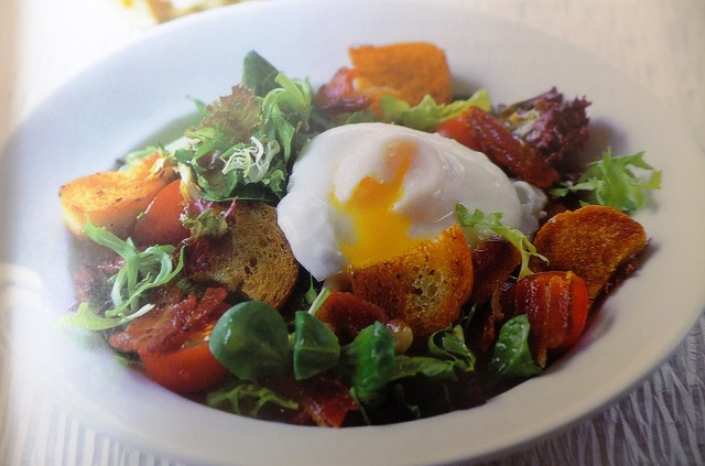 How to make all day breakfast salads? All day breakfast salad recipes and ingredient shared on our page.