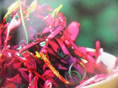 How to make red cabbage and beetroot salads? Red cabbage and beetroot salad recipes and ingredient shared on our page.