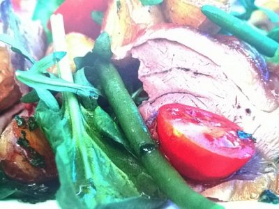 How to make warm sunday roast salads? Warm sunday roast salad recipes and ingredient shared on our page.
