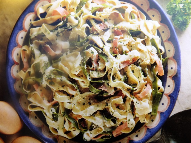 How to make pasta alla carbonara? Pasta alla carbonara recipes and ingredient shared on our page. Use fresh pasta if you can get it.