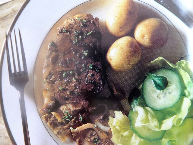 Steak Diane originated in Australia where the use of fillet steak is obligatory for this quick dish. Nevertheless, rump steak would make a tasty alternative.
