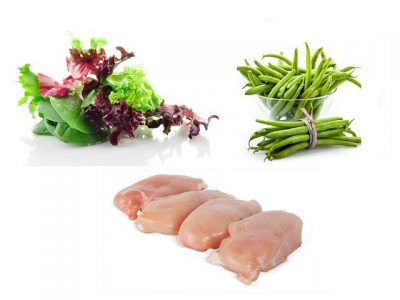 How to make warm chicken and herb salads? Warm chicken and herb salad recipe with ingredients shared on our page.