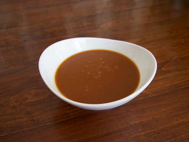 How to make sauce Espagnole? Sauce espagnole recipe with ingredient shared on our page. For this sauce, use a brown stock made from, for example, red meat.