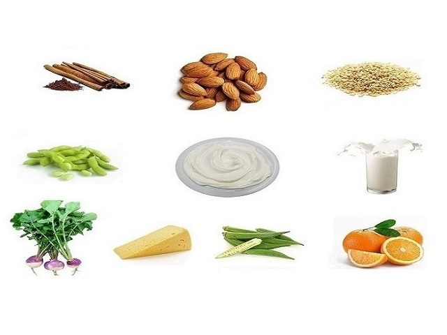 What is calcium mineral? Calcium major sources, calcium importance, calcium effects of shortage, foods high in calcium shared on page.
