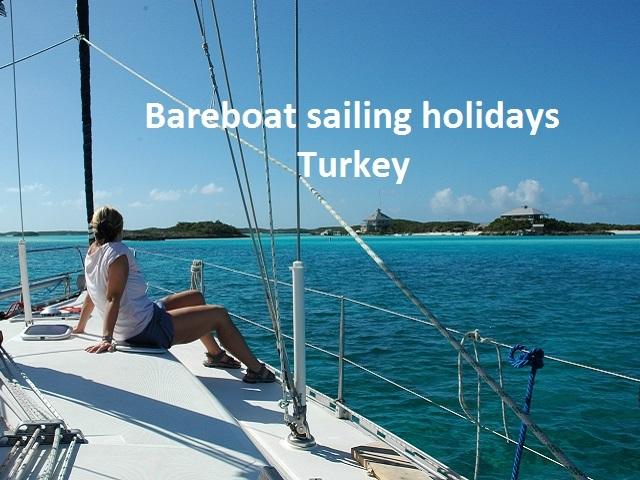 Bareboat sailing holidays Turkey