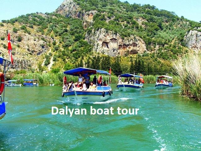 Dalyan Boat Tour & Daily Tours