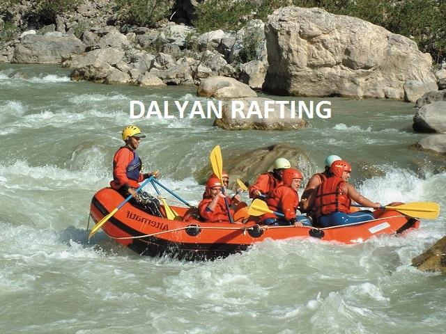 Dalyan rafting
