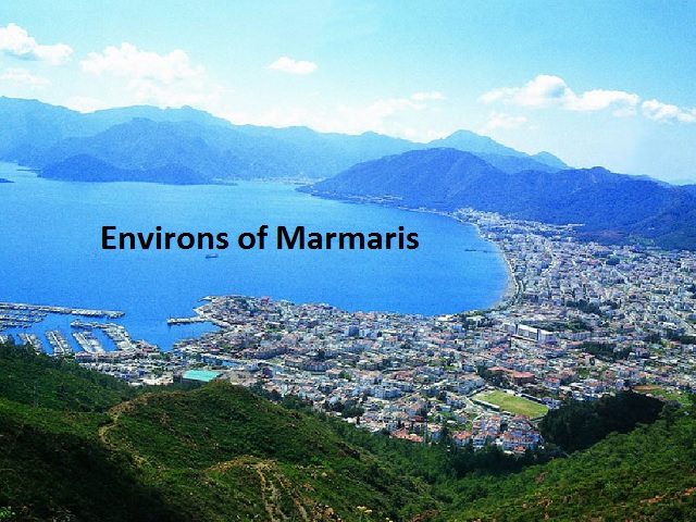 Armutalan and İçmeler are both close to Marmaris and offer varied restaurants, accommodation, and entertainment facilities as well as very convenient transport