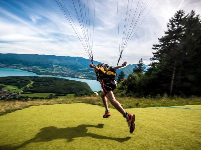 Paragliding Dalyan