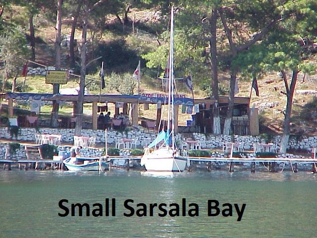 Small Sarsala Bay