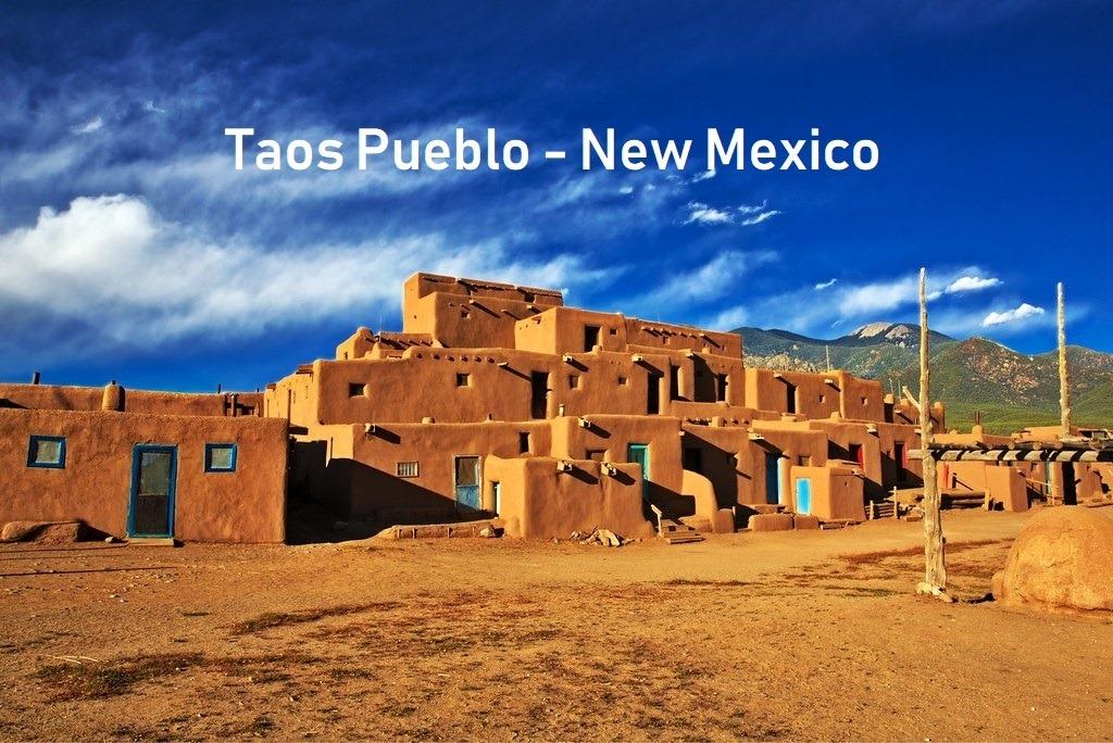 Taos Pueblo (New Mexico)