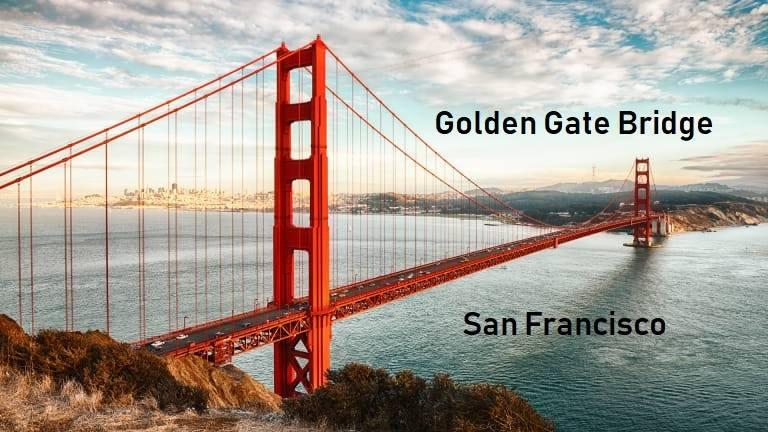 Golden Gate Bridge (San Francisco)