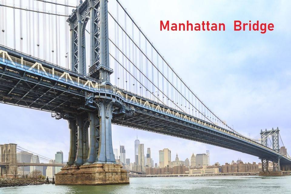 Manhattan Bridge (New York)