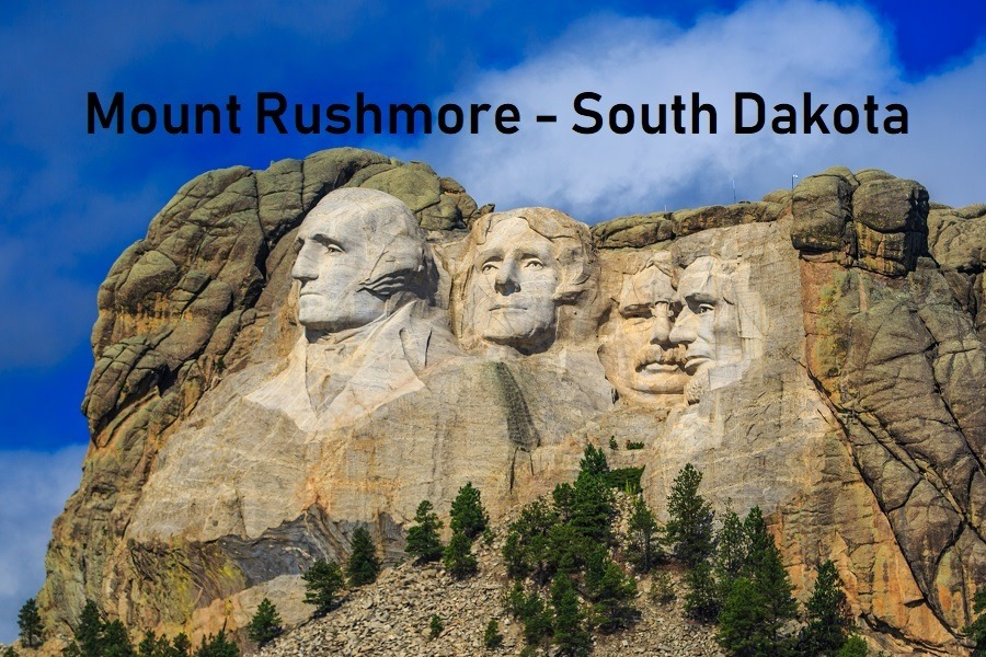 Mounth Rushmore (South Dakota)