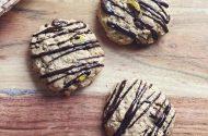 Oaty fruit & nut cookies